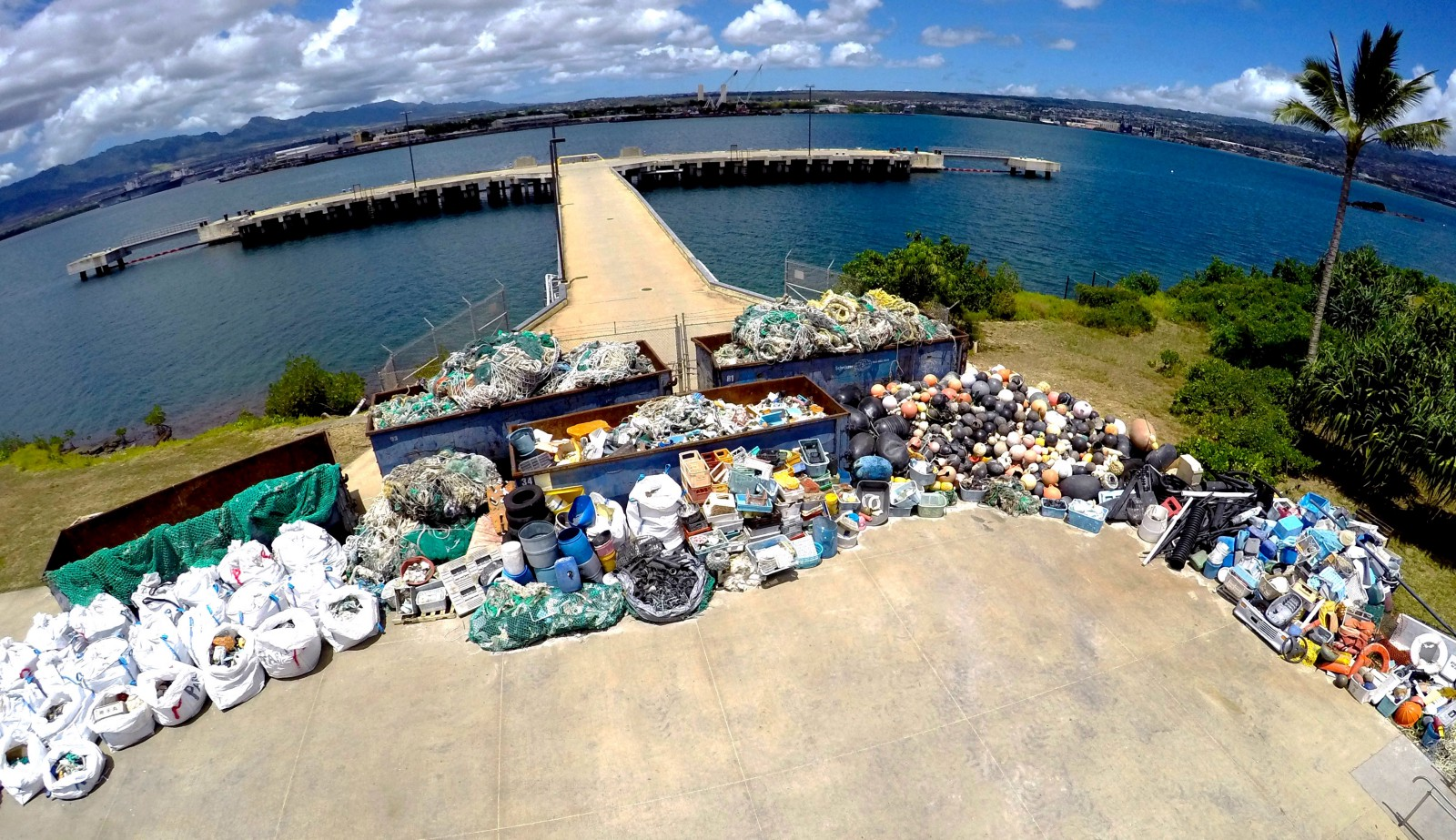 Marine Debris Collects And Is Removed Photo Noaa