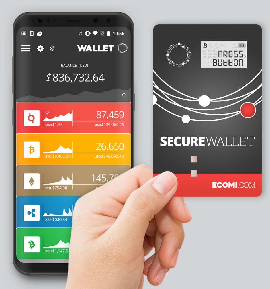 most secure cryptocurrency wallet app