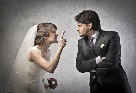 Harsh realities of marriage