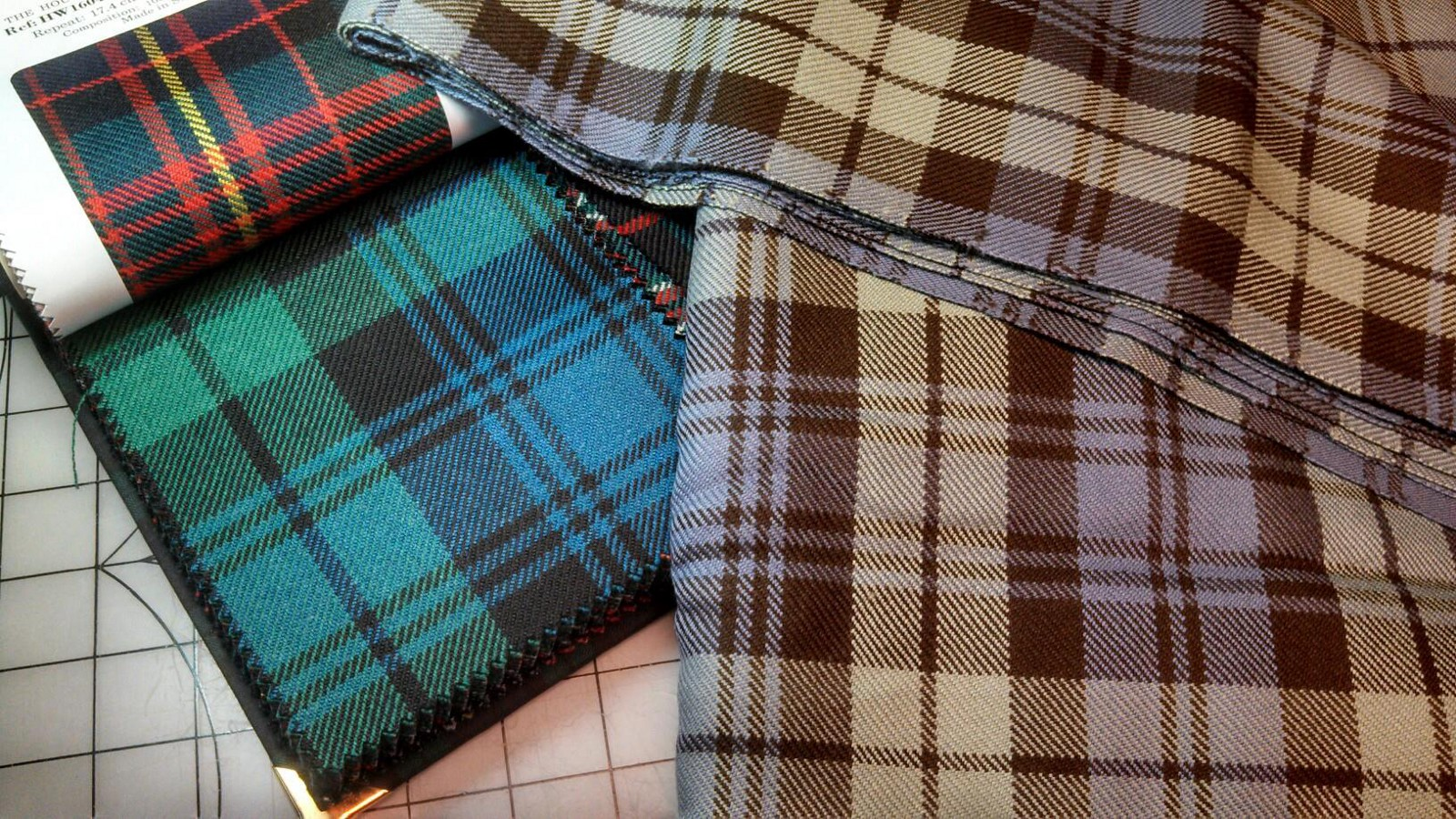 Something That Continues To Cause The Most Confusion About Tartans Are Various Color Schemes In Which Produced Ive Addressed This Subject