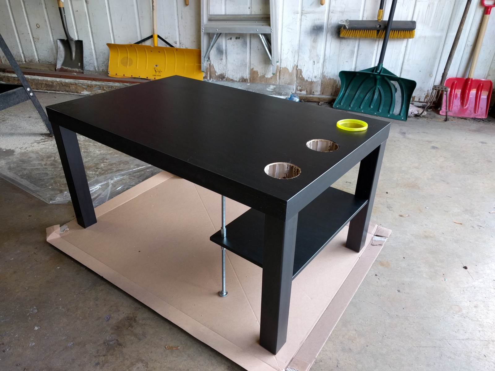 The perfect desk for a little creative person who needs a space of their  very own.