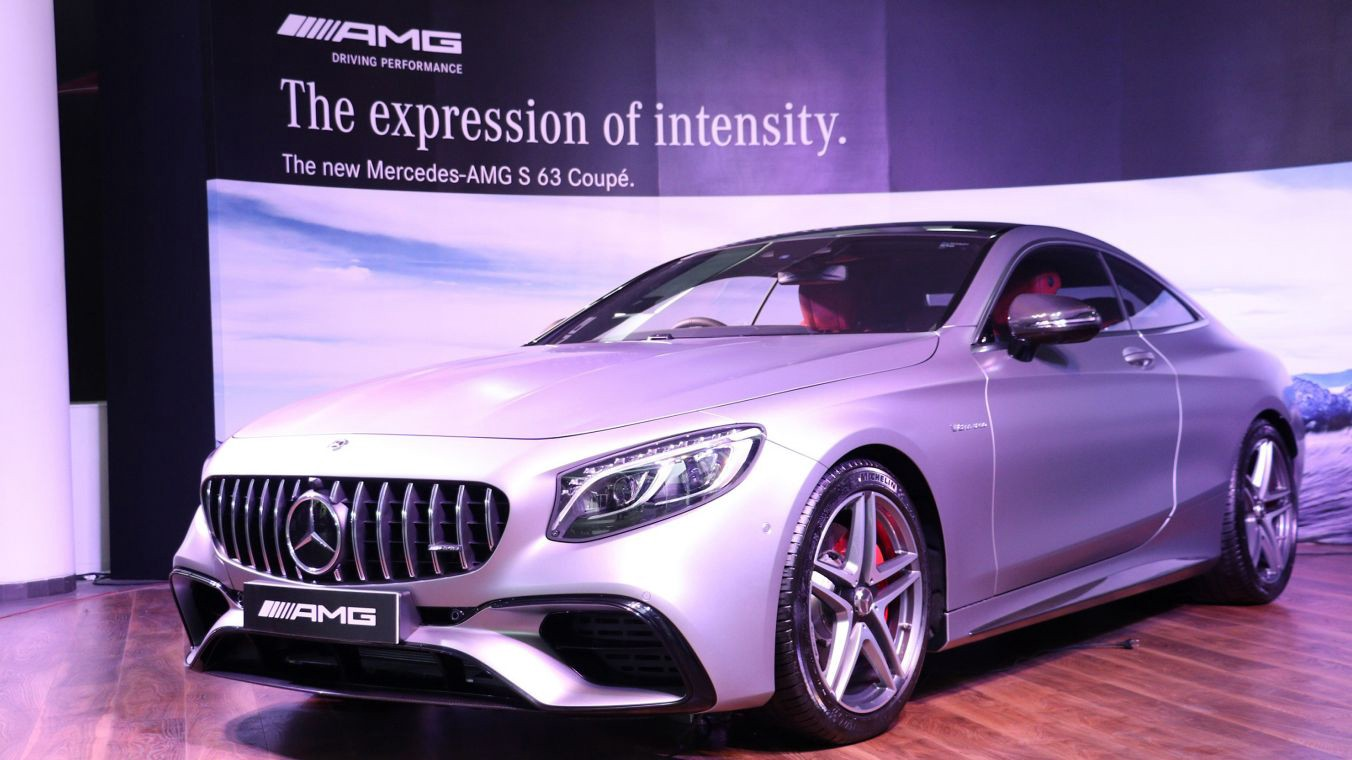 2018 Mercedes Amg S 63 Coupe Launched The Carma Blog By Carpal