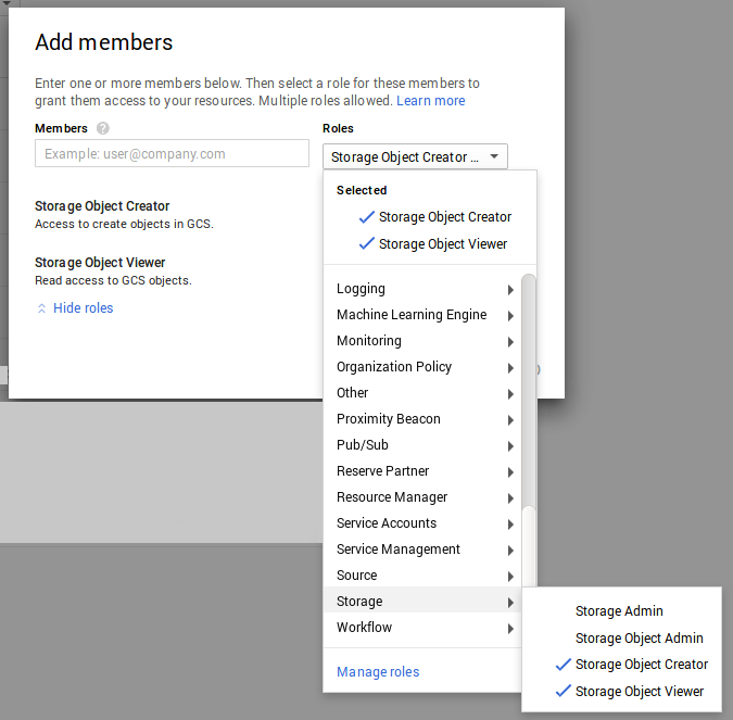 Now Log In As The Newly Created Member And Go To Storage Settings Select Interoperability Tab Click On Enable Access