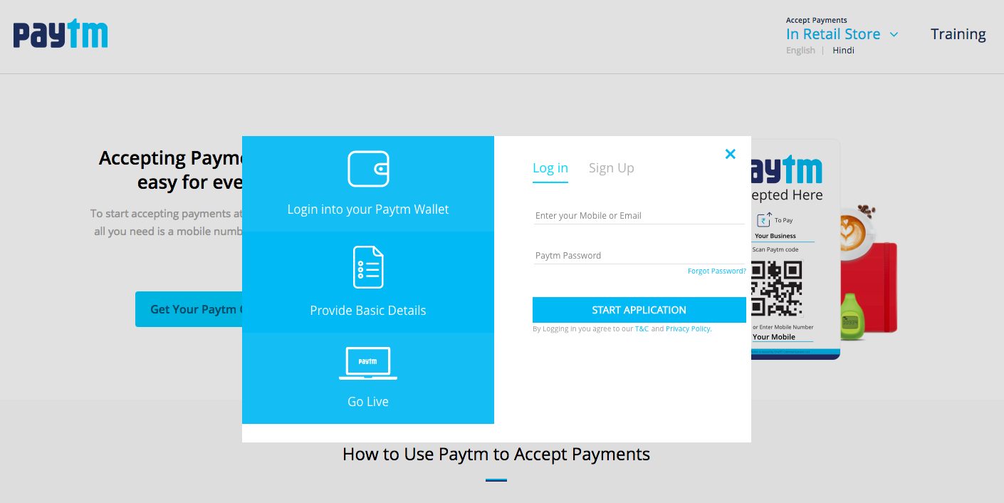 Now Accept Payments through Paytm at 0% Fee – Paytm Blog