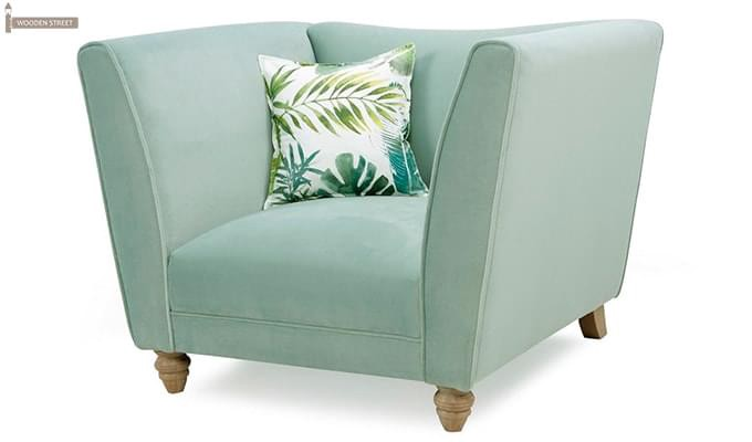 Comfort A Single Seat Couch Is Perfect For Seating Because There Won T Be Any Cording Or Gaps Between Cushions To Cause Discomfort