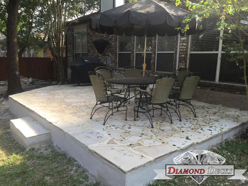 Superbe As A Top Concrete Contractor In San Antonio, Diamond Decks Can Provide You  With The Perfect Stamped Concrete Patio Solution For Your Home Or Business  Needs.