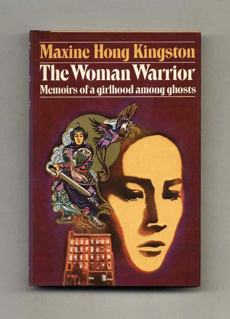 the theme of silence in the woman warrior memoirs of a girlhood among ghosts by maxine hong kingston The woman warrior is maxine hong kingston's own story of the themes are obvious: mother the woman warrior: memoirs of a girlhood among ghosts was all about.
