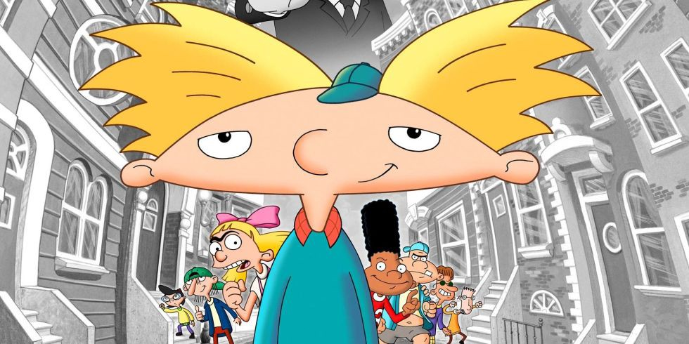 The Importance Of Hey Arnold Christopher Reyes Medium
