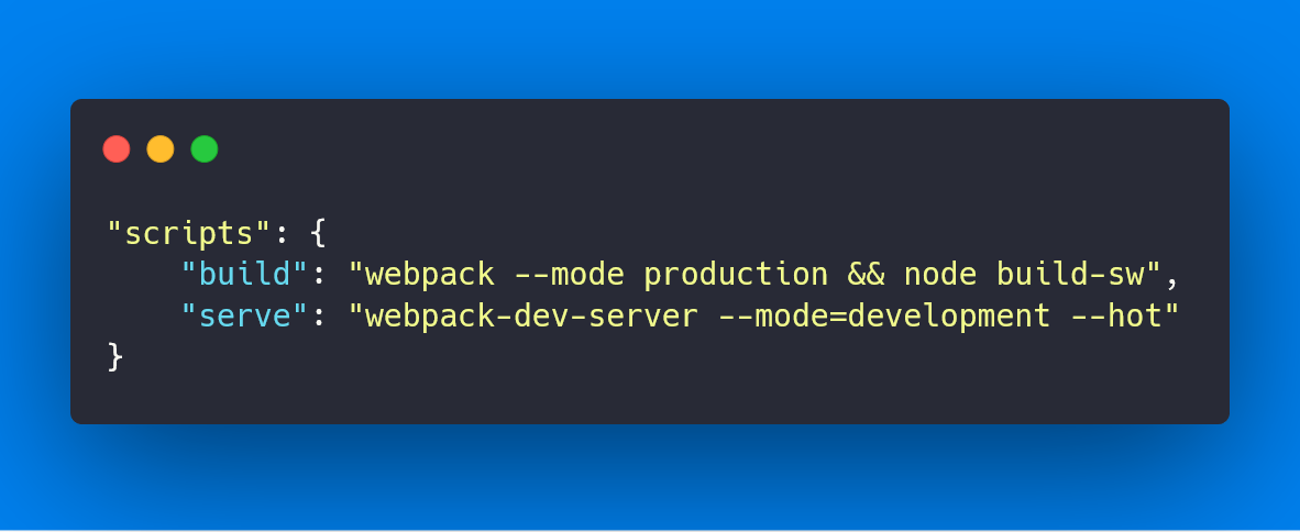 How to write simple modern JavaScript apps with Webpack and