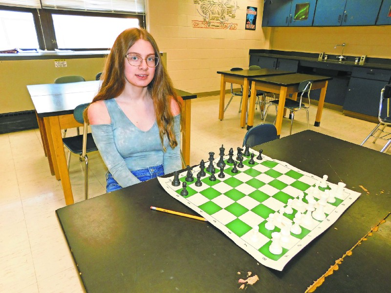 Weekly Roundup Local Chess Champ Voorhees Looks Ahead