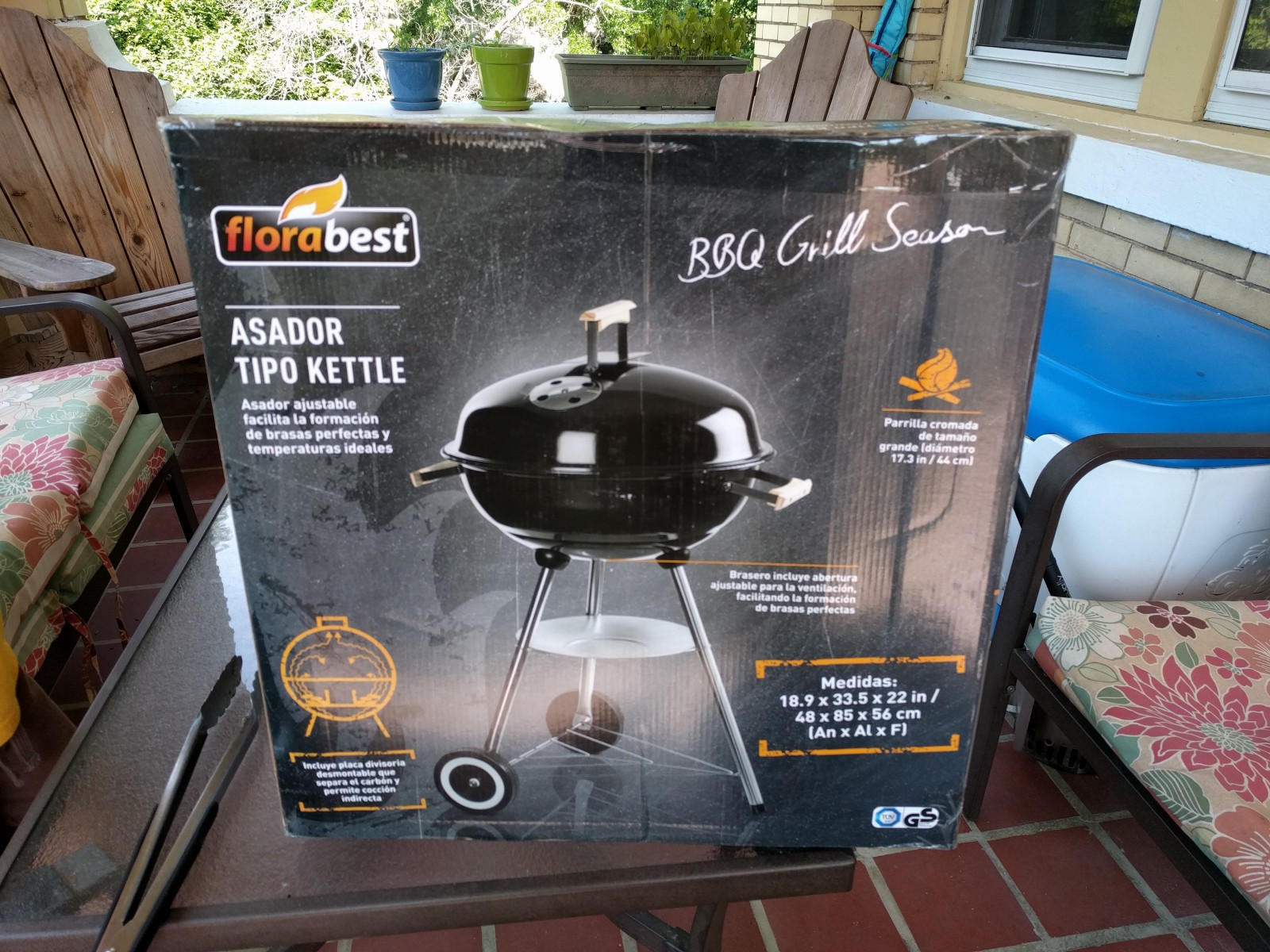 lidl kettle grill, some assembly required… – james sp – medium