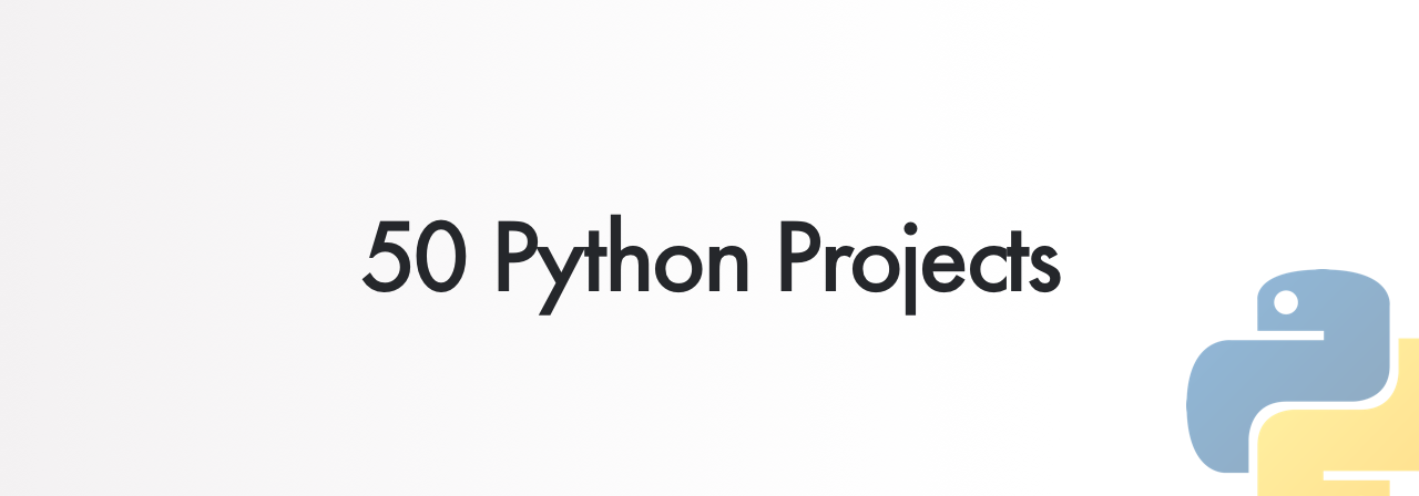50 Popular Python Open Source Projects On Github In 2018