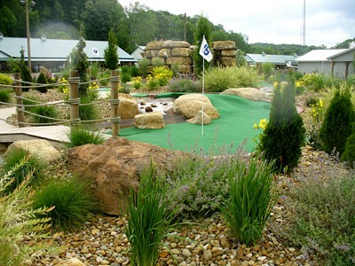 You can find a lot of golf course designing companies operating in the  market. While some cater to bigger market segments, quite a few serve to  the smaller ... - Golf Course Designers, Backyard Putt Putt Course, Mini Golf Course Ideas