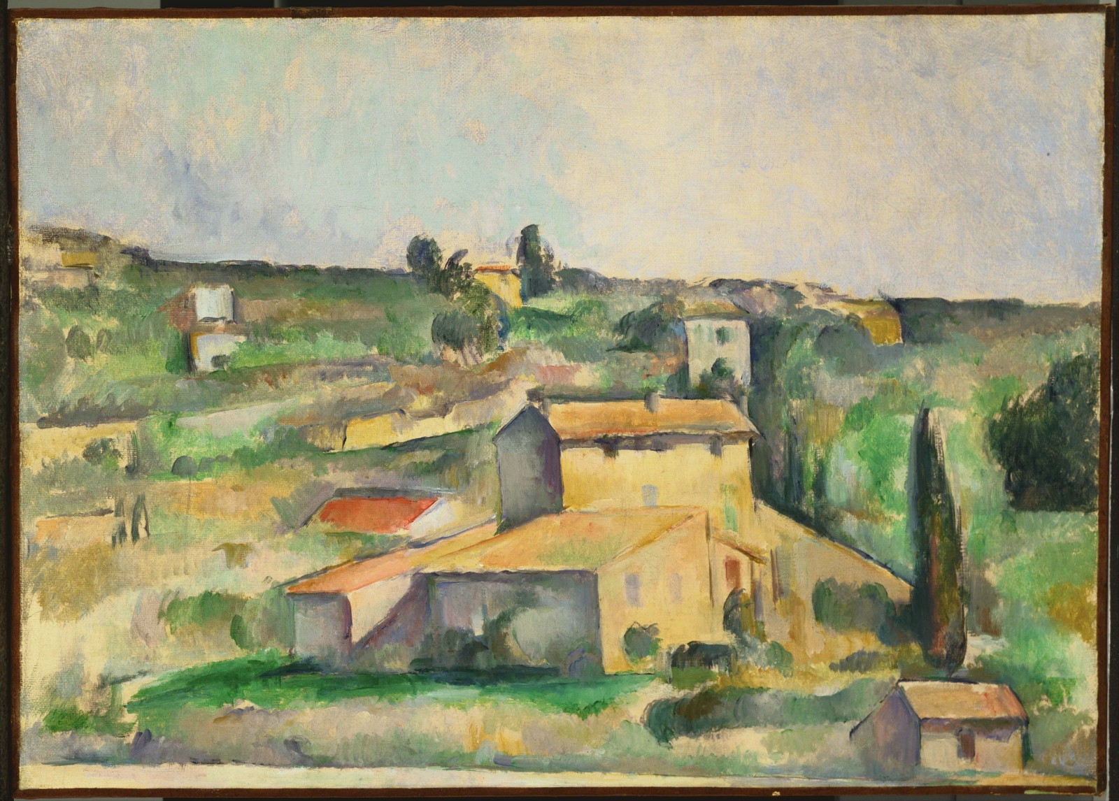 paul cezanne s influence on georges braque stanley kirshner breen