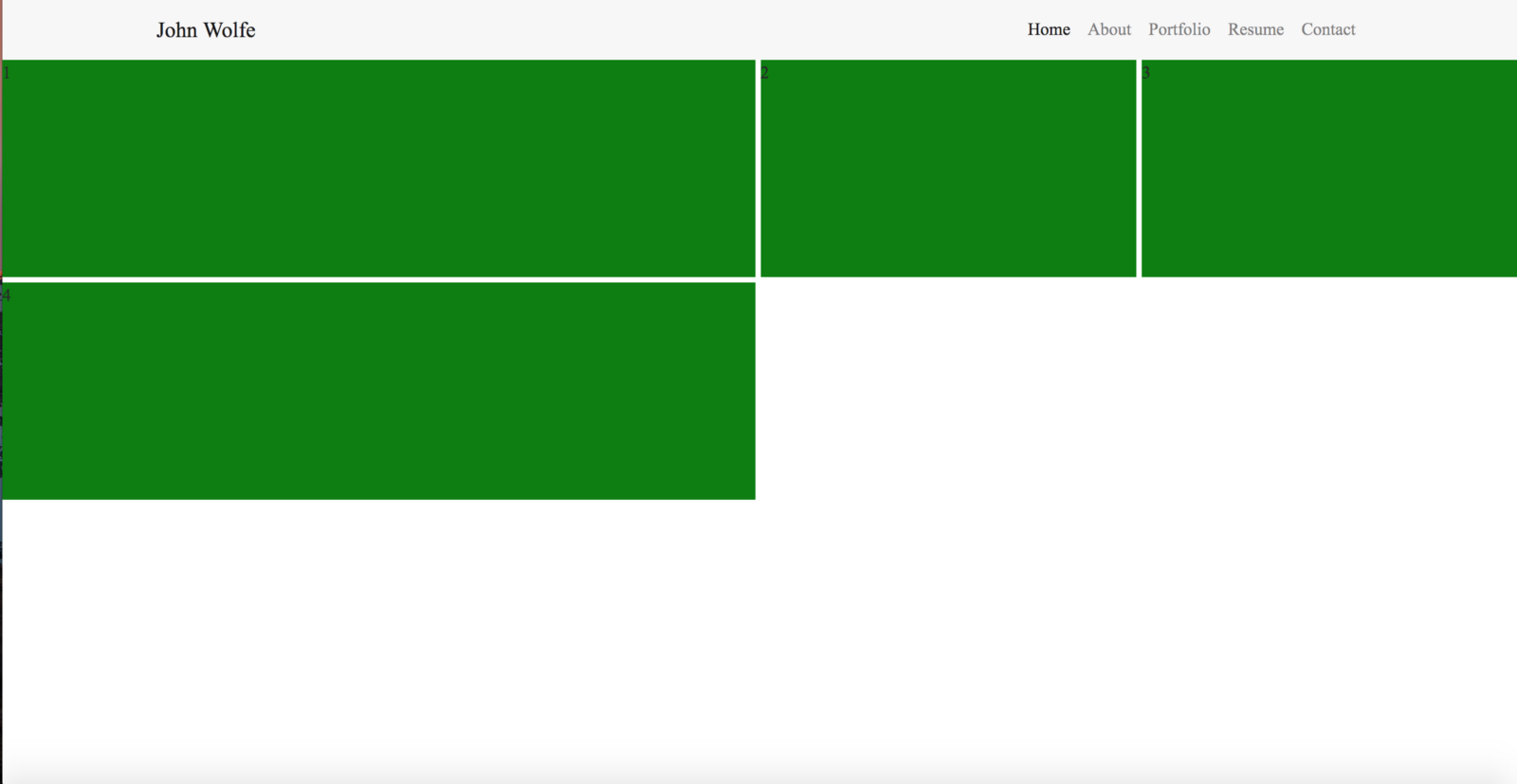 Getting Responsive With The Css Grid Fr Unit Cloudboost