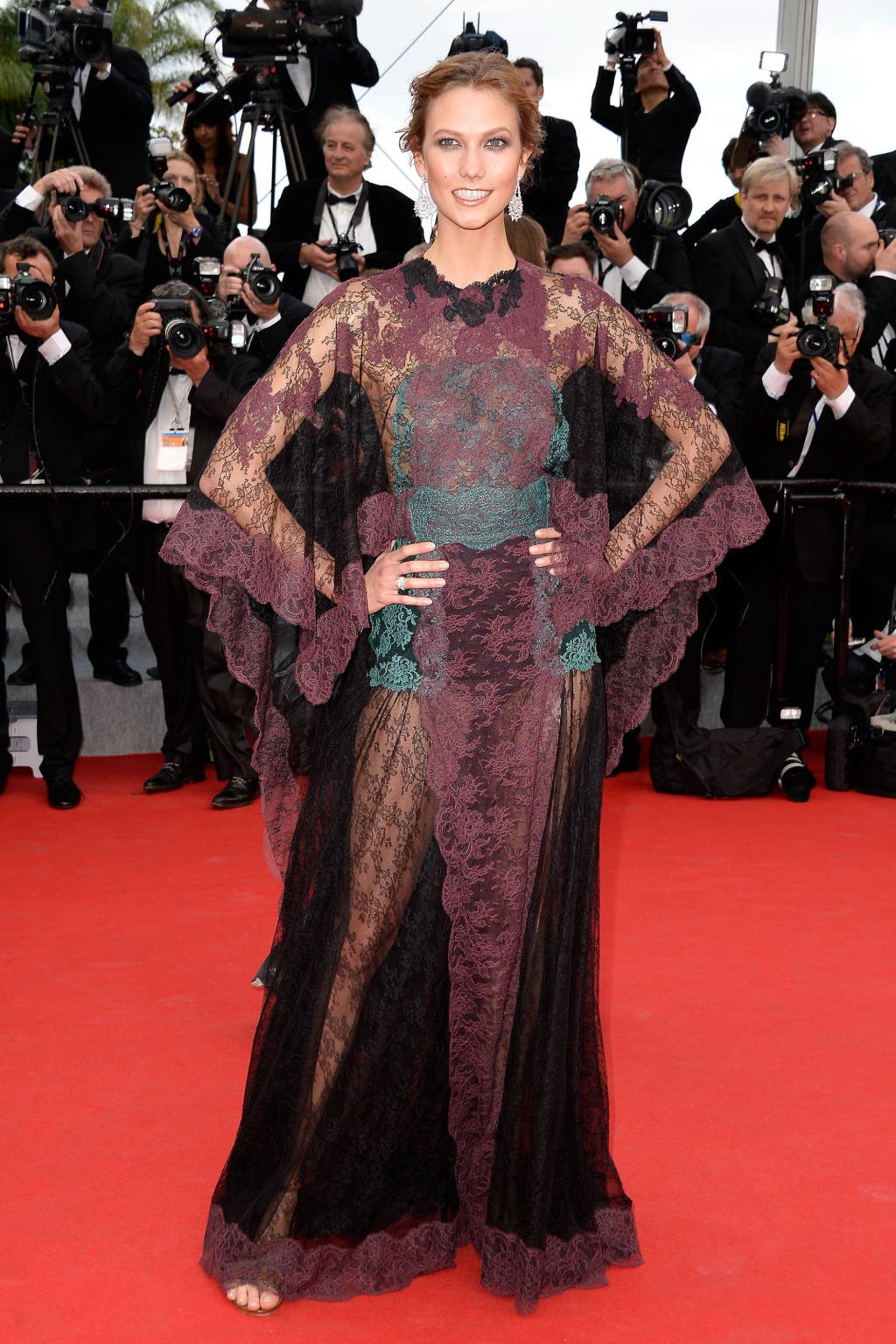 The Worst Dresses on the Cannes Red Carpet Ever - Eva