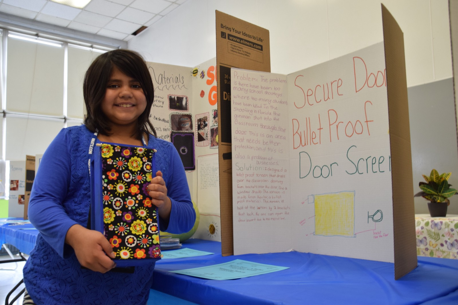 cinnaminson students get creative for invention convention