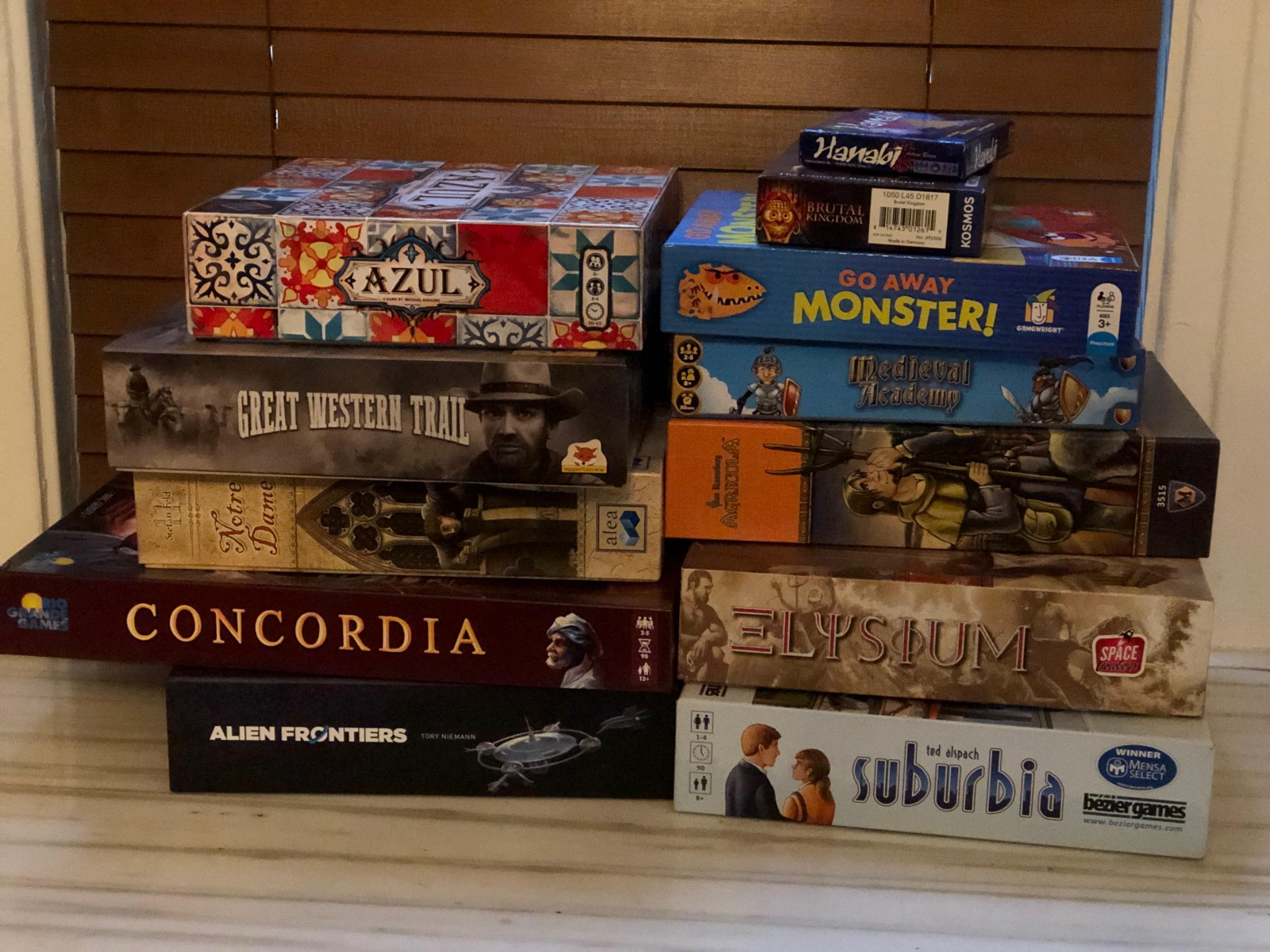 The 10 Best Board Games To Buy For Christmas In 2018