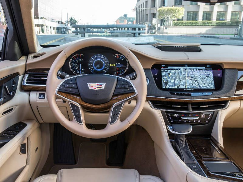 2018 Cadillac Ct6 Rich Interior Canh Ket Medium