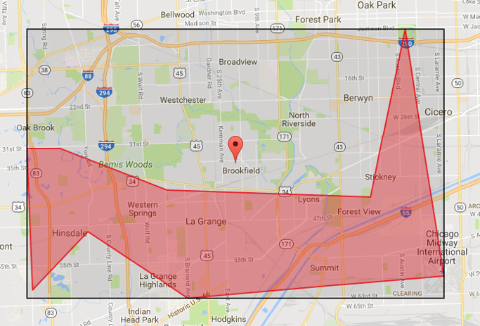 Placing Markers Inside Google Maps Polygons – Modus Create: Front ...