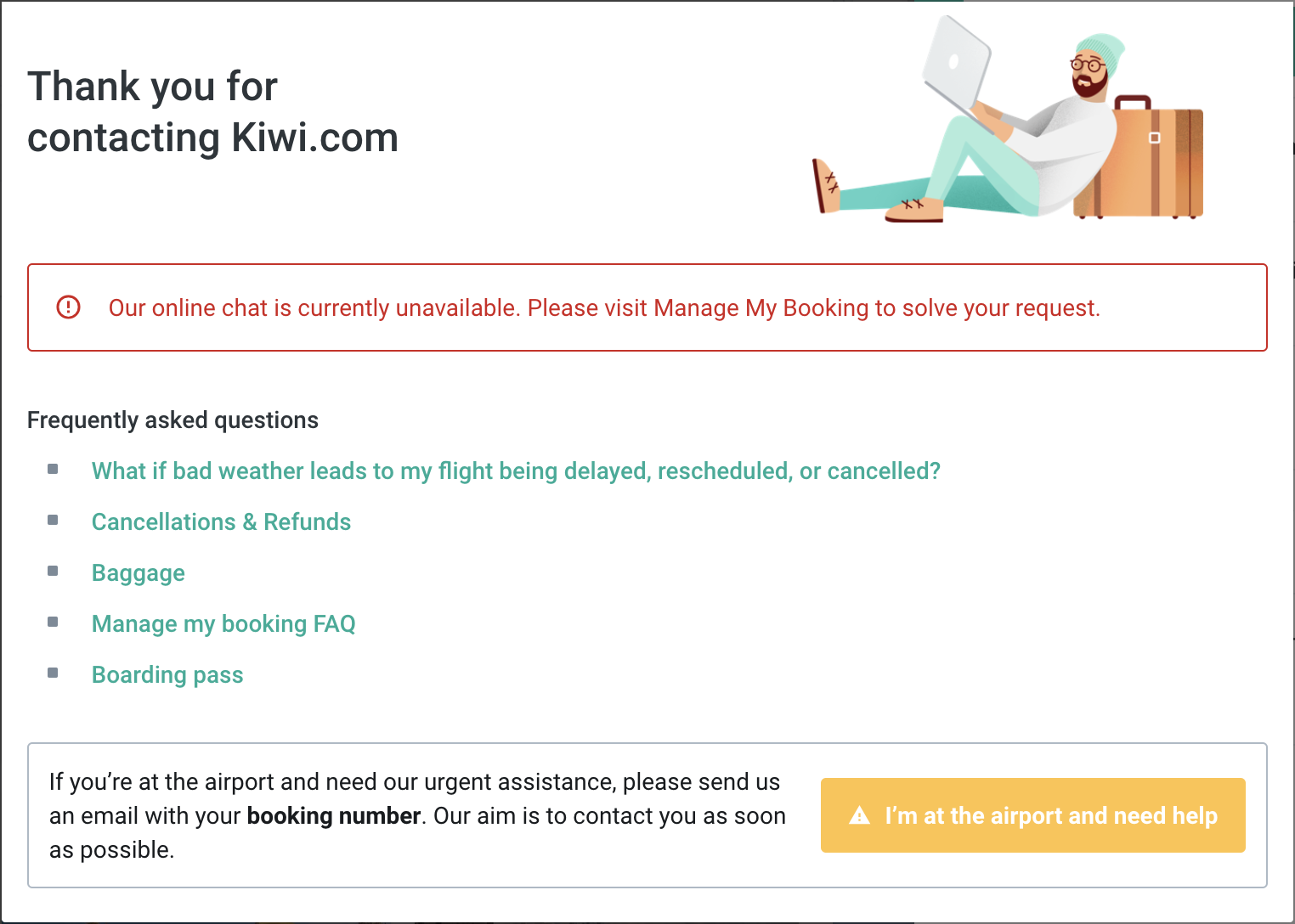 Kiwicom The Worst Booking Experience Ive Ever Had