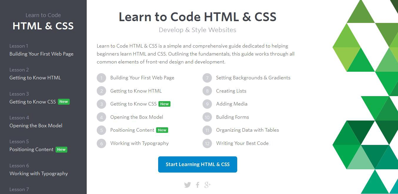 """Shay Howe's """"Learn to Code HTML and CSS"""": The Perfect ..."""