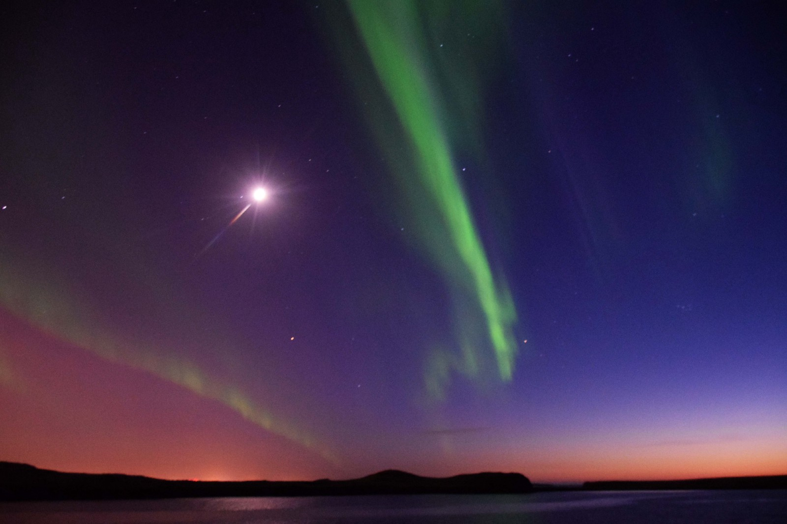 Northern Lights Happen All Year Round BUT You Need The Darkness To See  Them, This Is Why They Are Only Visible During The Darker Months Of The  Year.