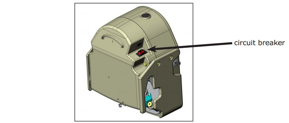 The SRE 3000 Includes A Key And Lock To Disable Use Of The Stairlift (see  Arrow).Turn The Key To Its Horizontal (ON) Position (rotate Clockwise) To  Allow ...