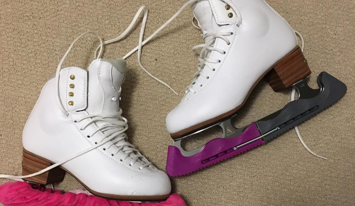 Love to skate - find out how to sharpen skates correctly