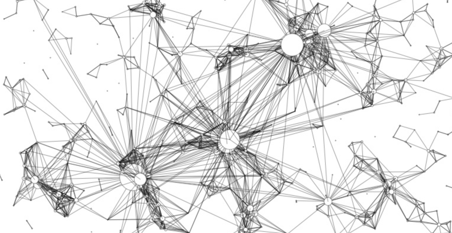 Distributed Nodes On A Blockchain