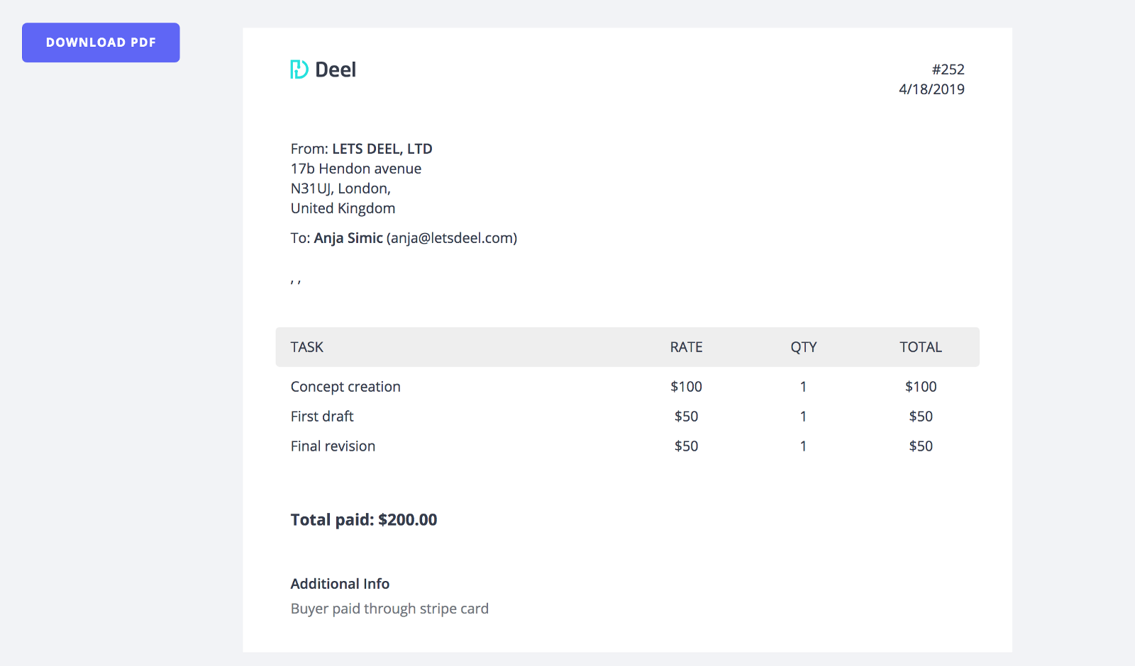 Deel Has New, Exciting Features! (April 2019)
