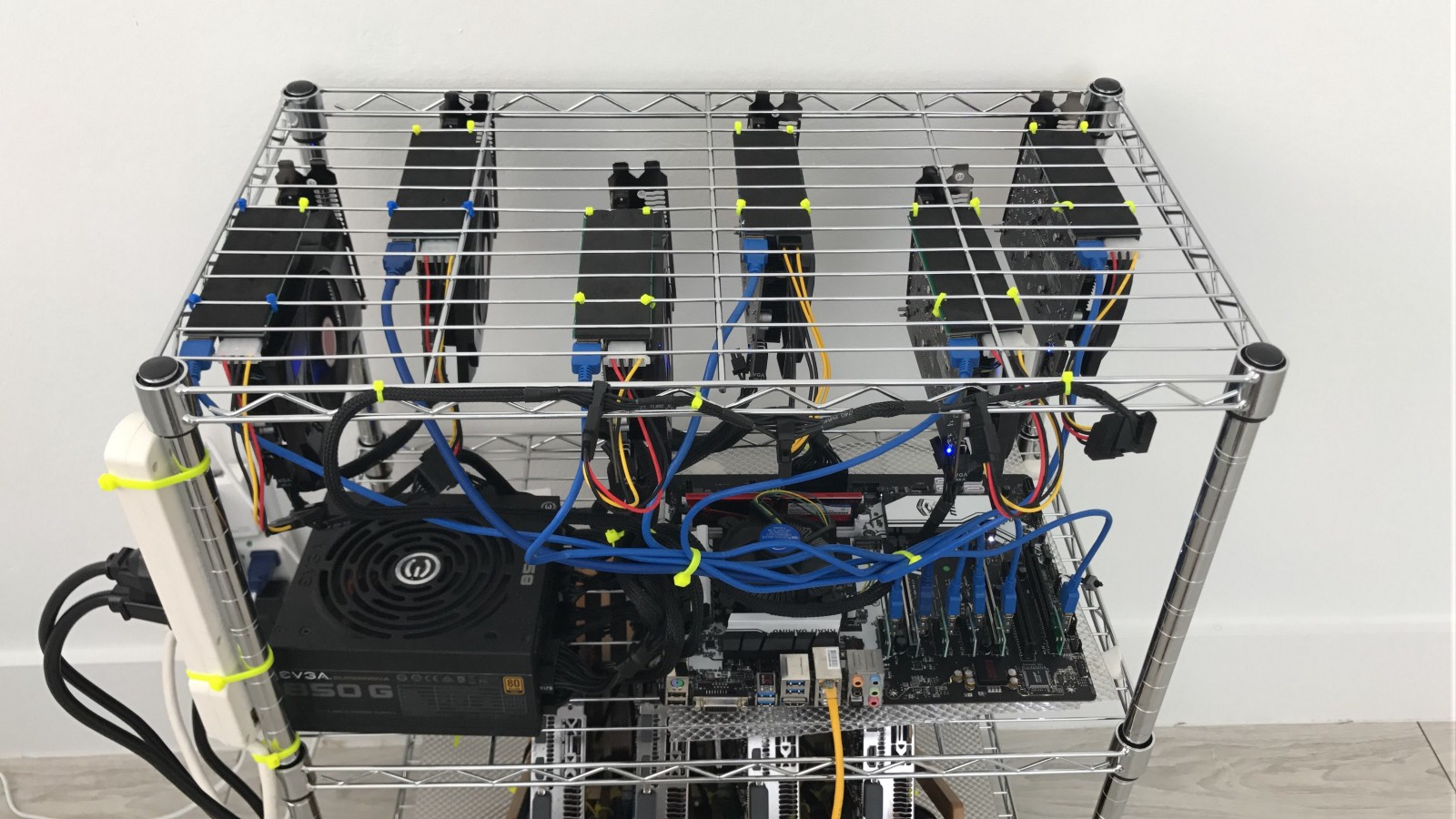 My Second Ethereum mining Rig – josehelps
