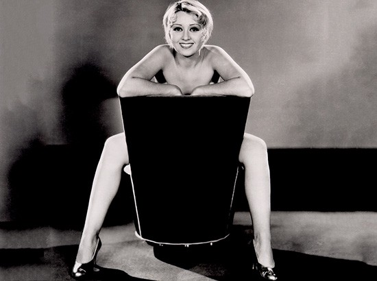Did joan blondell shave her pussy