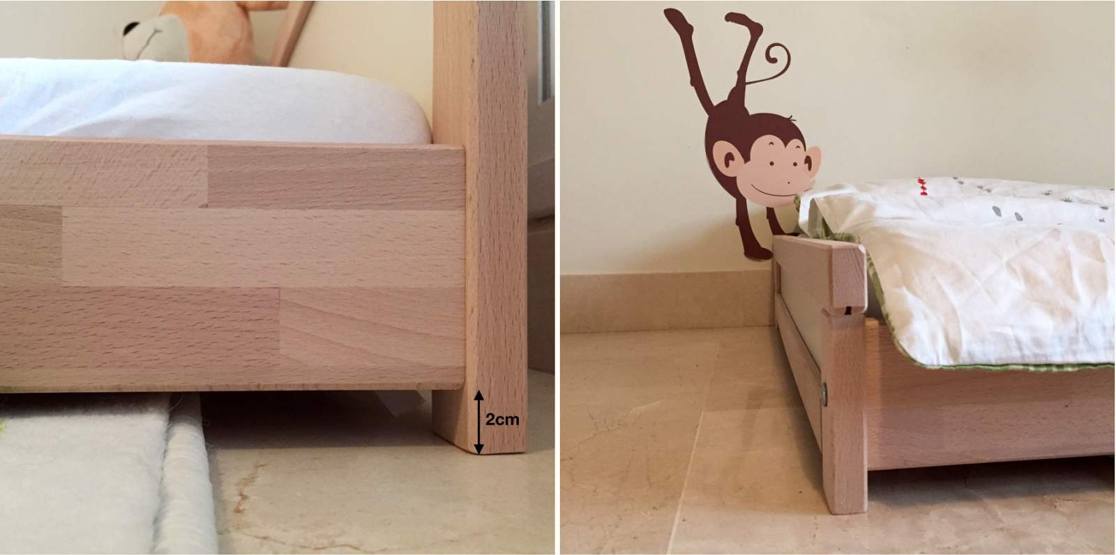 The perfect ikea montessori bed la tela di carlotta - Ikea letto montessori ...