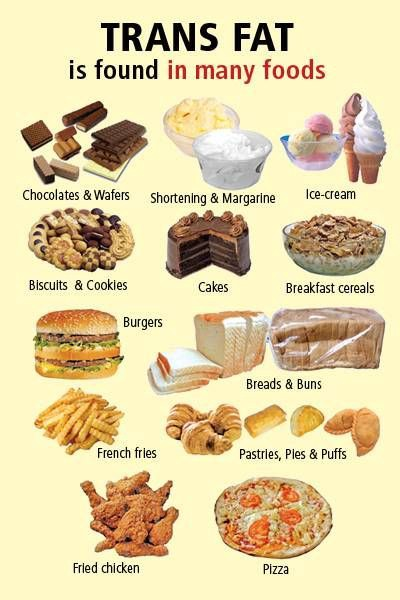 trans fats Trans fats raise ldl bad cholesterol and make you more likely to get heart disease they also lower hdl good cholesterol based on the a review of the scientific.