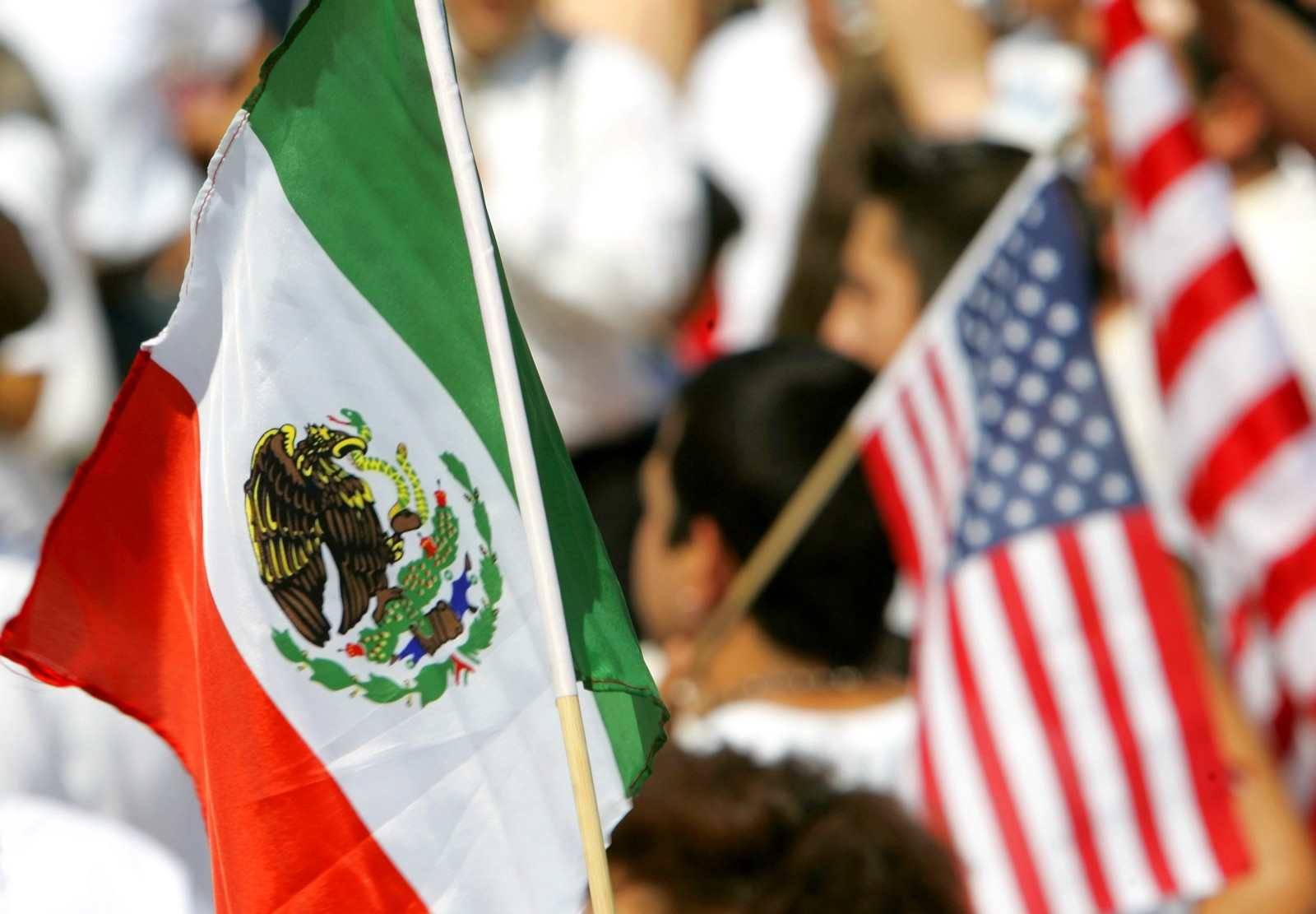 Mexico Vs America Whos View Over The Fight For Territory Is Right