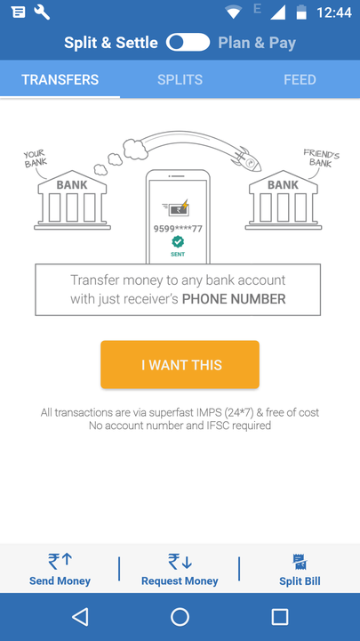 Instant Bank To Transfers Mypoolin