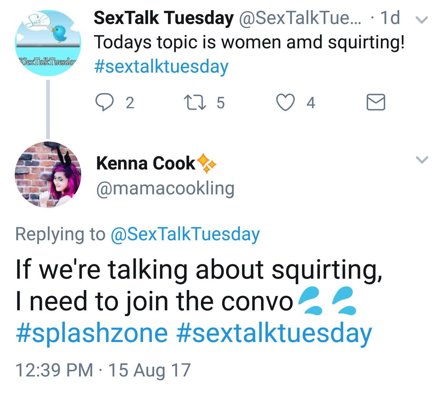 Beyond Asking The Basic Questions Like Is Squirting Really An Orgasm And Can Anyone Do It The Question Of Whether Squirt Was Made Up Of Urine Was