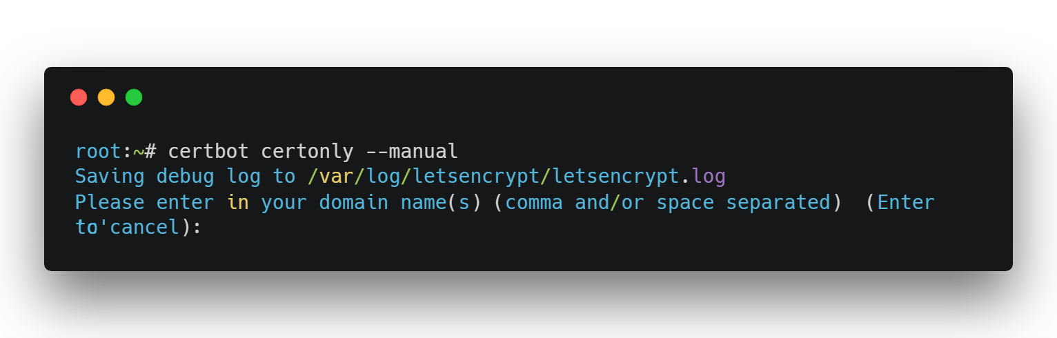 Node + Express + LetsEncrypt : Generate a free SSL certificate and ...