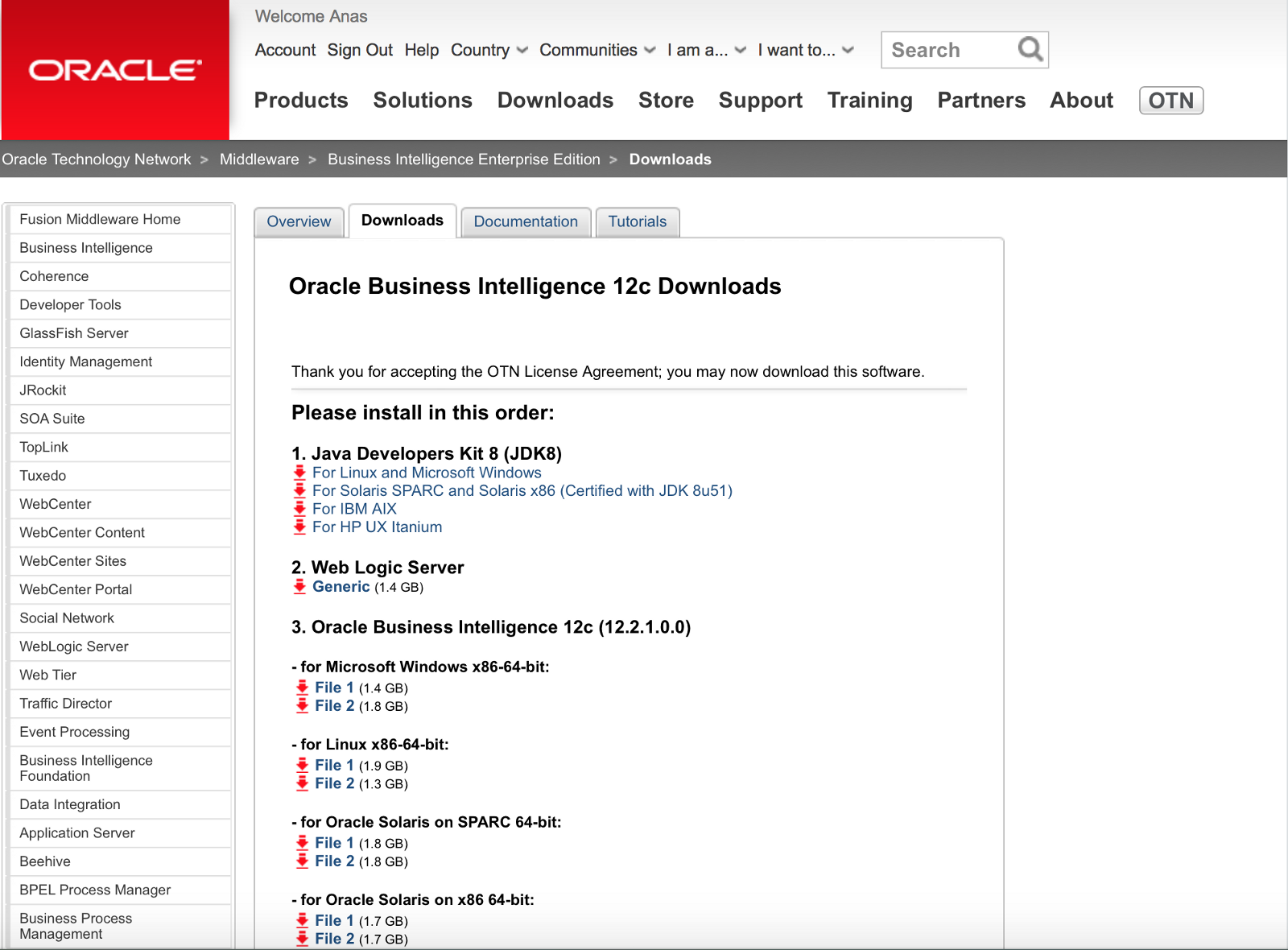 Oracle business intelligence 12c obiee 12c is finally here all also obiee 12c will support fusion middleware 12c weblogic server 12c and enterprise manager 12c baditri Images