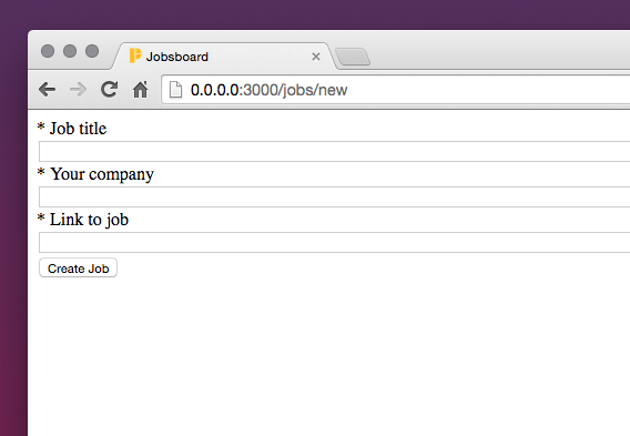 How to create a simple jobs board in Ruby on Rails — even if you ...