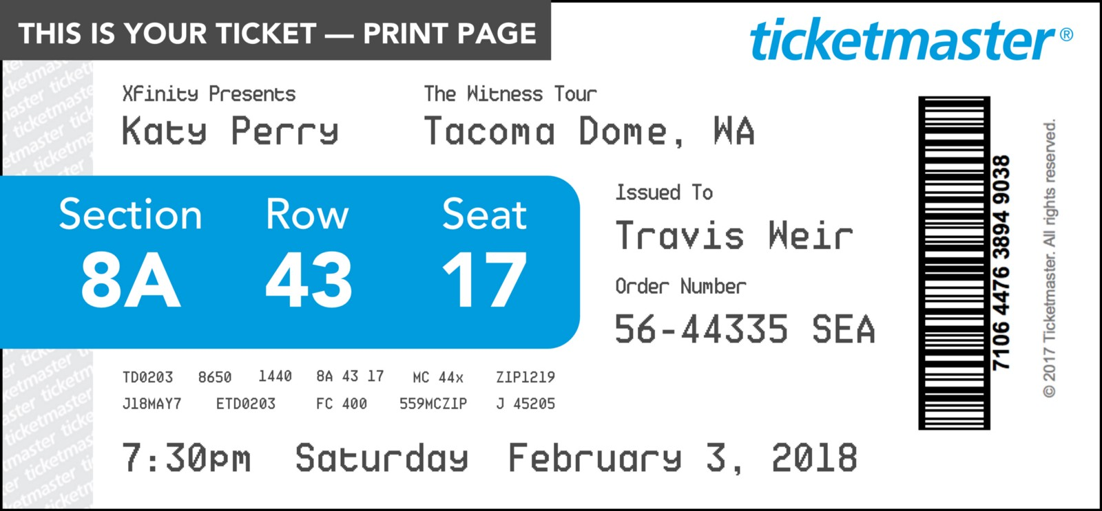 ux design project concert tickets noteworthy the journal blog