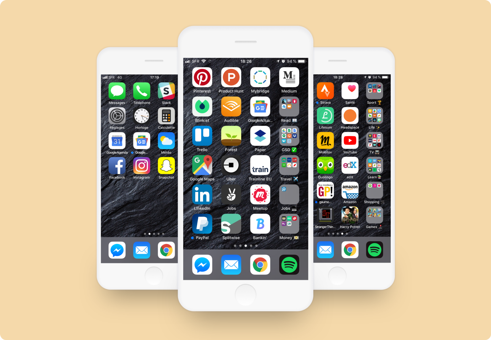 The Best Way To Organize Your Iphone Apps The Startup Medium