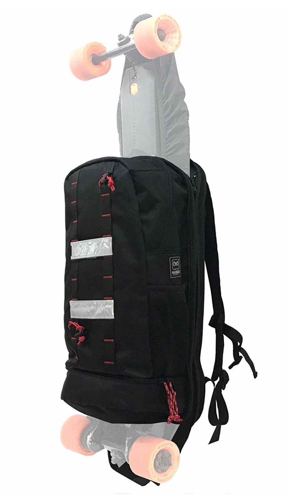 Hubro Electric Skateboard Backpack —  75 on Amazon a298ce595781f