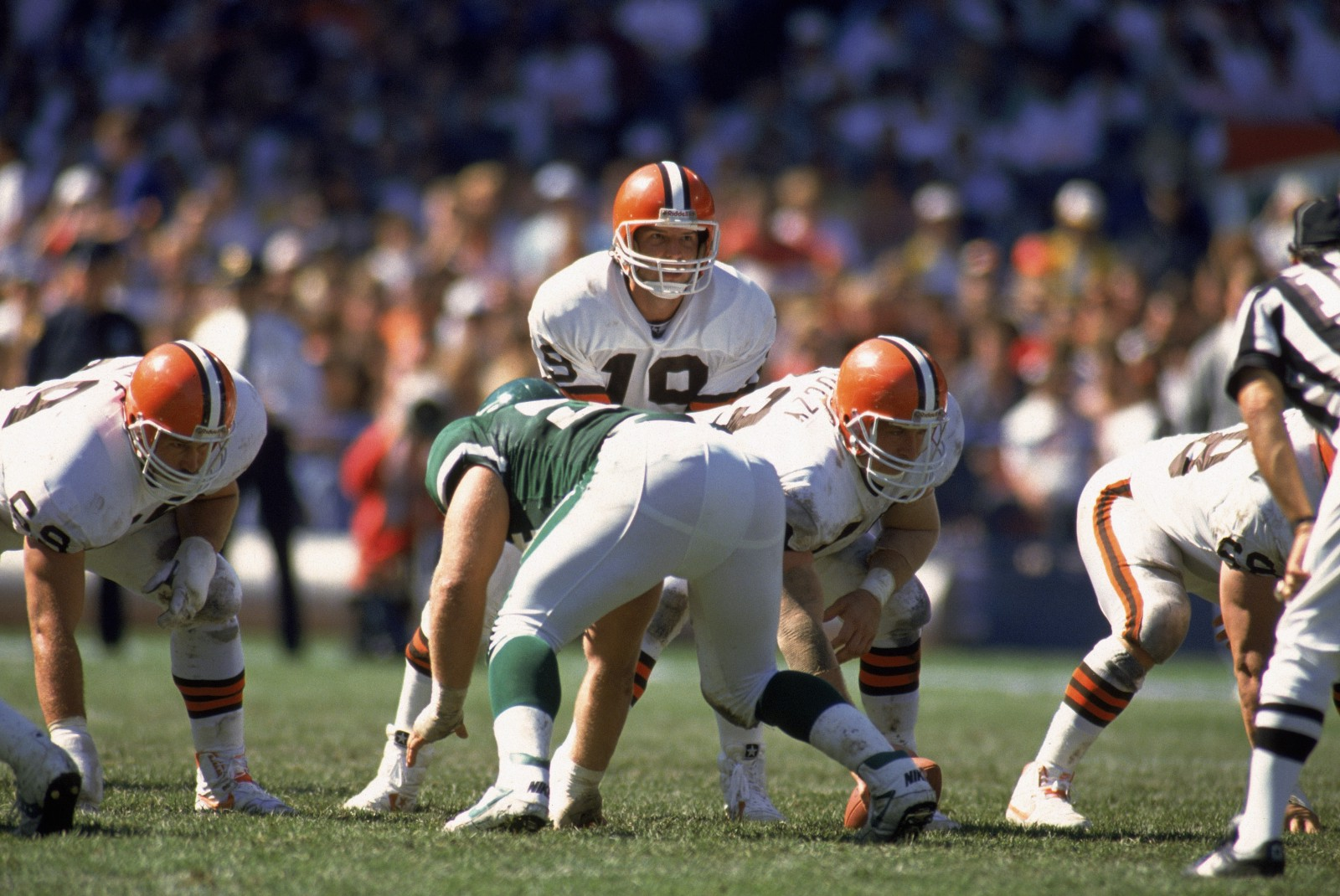 Bernie Kosar Was Probably The Last Good Starting Quarterback Cleveland Browns Had Given Purgatory They Have Been Through Since He Moved