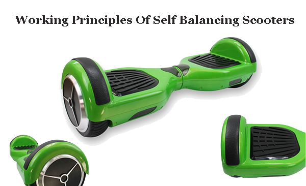 Self-Balancing Scooter Working Principles – twowheelscooter – Medium