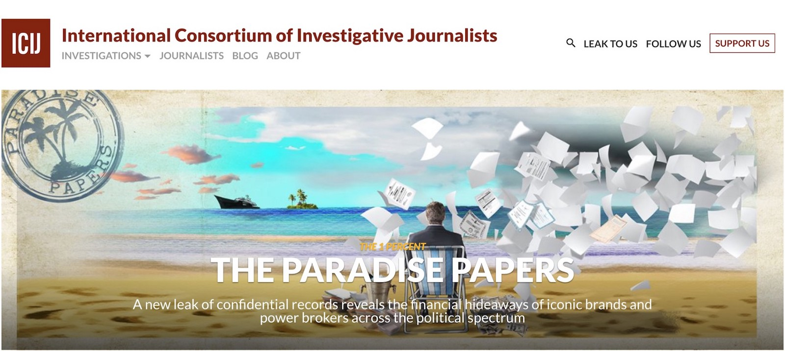 The Paradise Papers and why they're important
