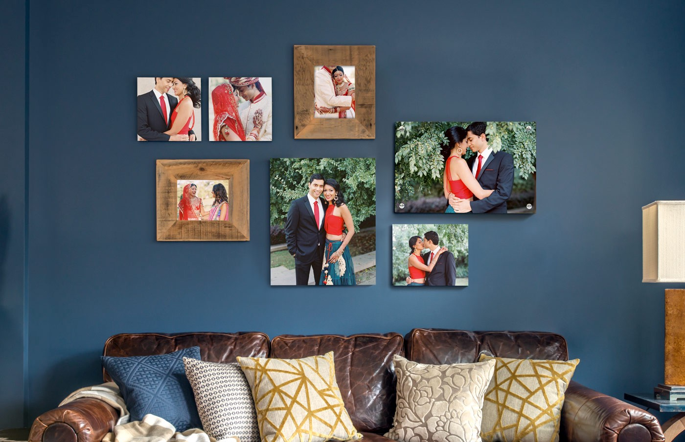 Image result for photograph on wall