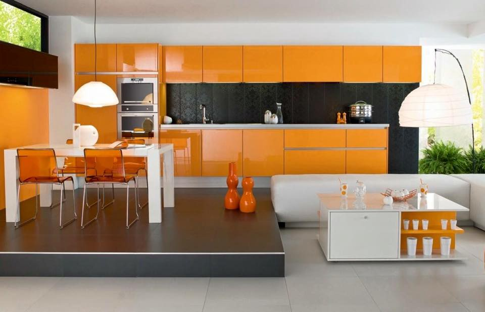 Modular Kitchen Interior In Chennai Hi Tech Kitchen