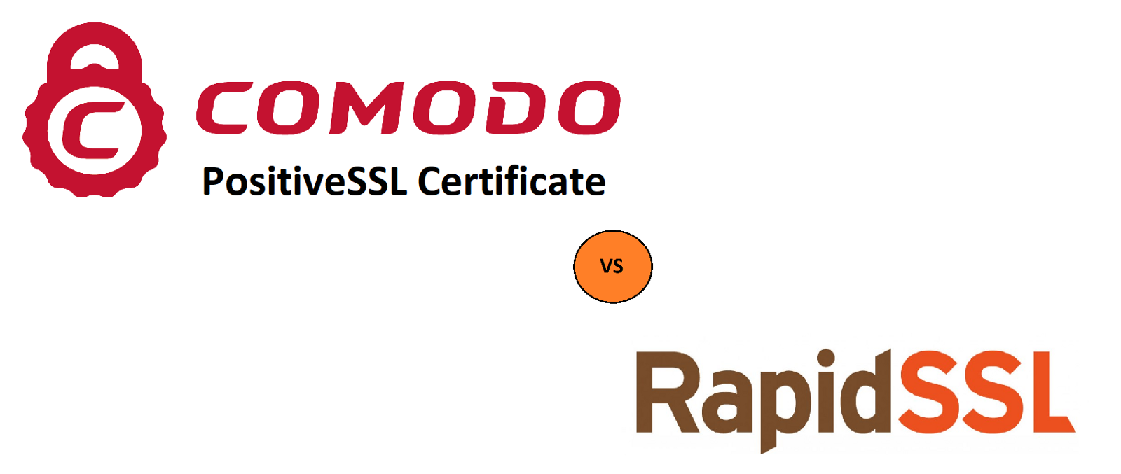 Comodo Positivessl Vs Rapidssl Certificate Understanding The
